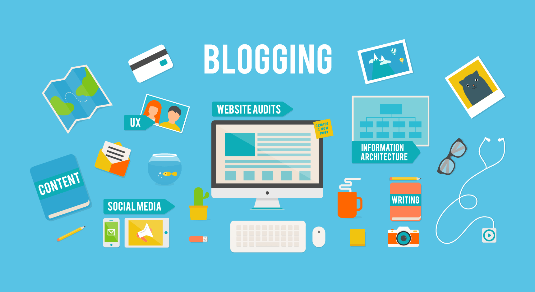 Blog en los negocios