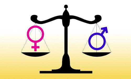 Igualdad hombres y mujeres